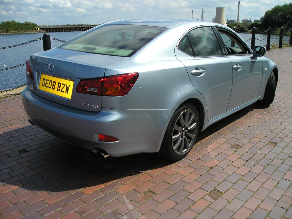 LEXUS IS 2.5 250 SE 4DR AUTOMATIC