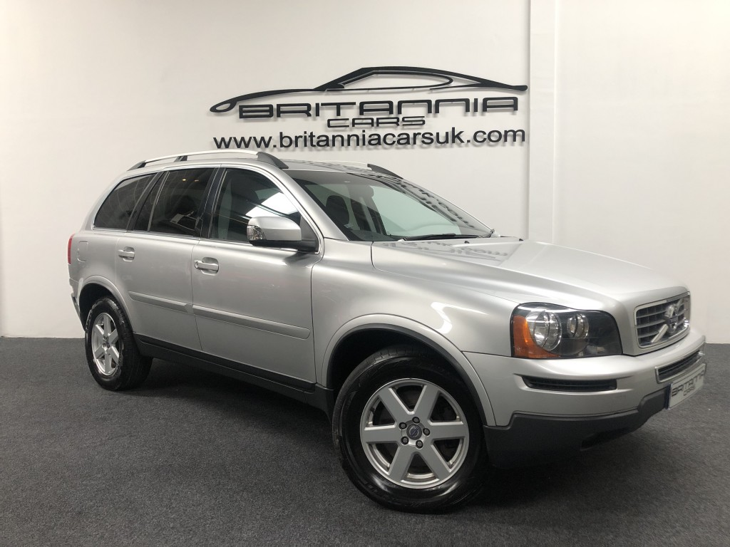 VOLVO XC90 2.4 D5 ACTIVE AWD 5DR AUTOMATIC