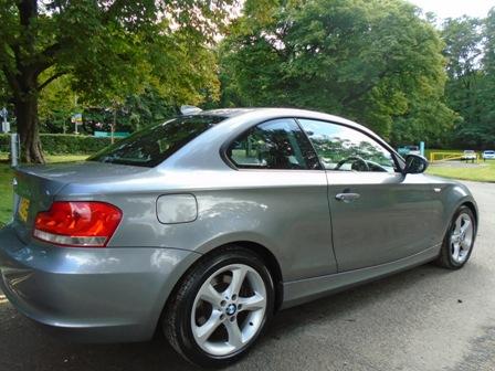 BMW 1 SERIES 2.0 118D SE 2DR