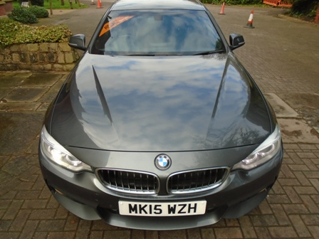 BMW 4 SERIES 2.0 420D M SPORT GRAN COUPE 4DR