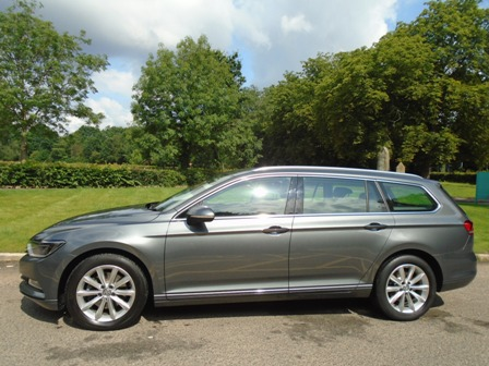 VOLKSWAGEN PASSAT 2.0 SE BUSINESS TDI BLUEMOTION TECHNOLOGY 5DR