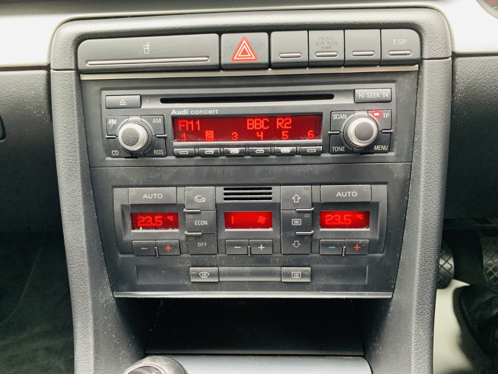 AUDI A4 2.0 TDI SE TDV 5DR