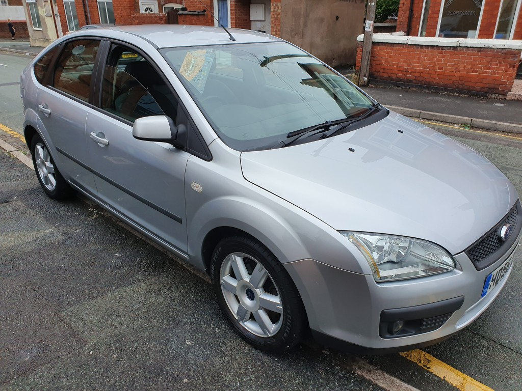 FORD FOCUS 1.6 SPORT 16V 5DR AUTOMATIC