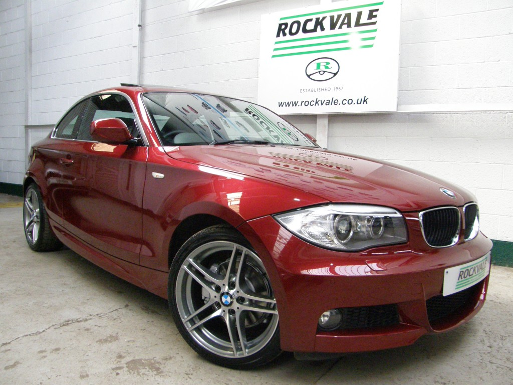 BMW 1 SERIES 3.0 125I SPORT PLUS EDITION 2DR AUTOMATIC