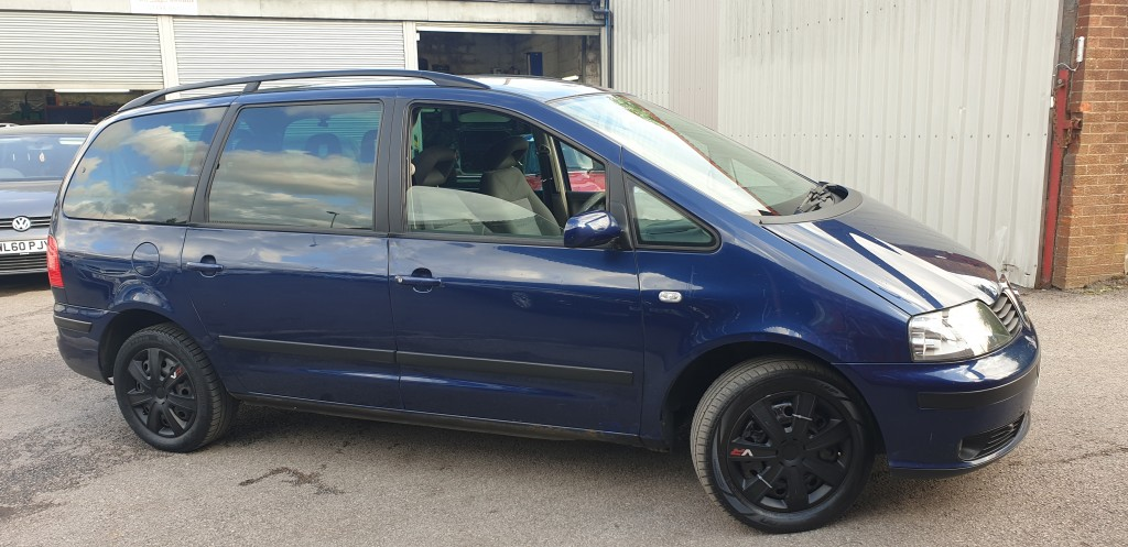 SEAT ALHAMBRA 1.9 REFERENCE TDI 5DR