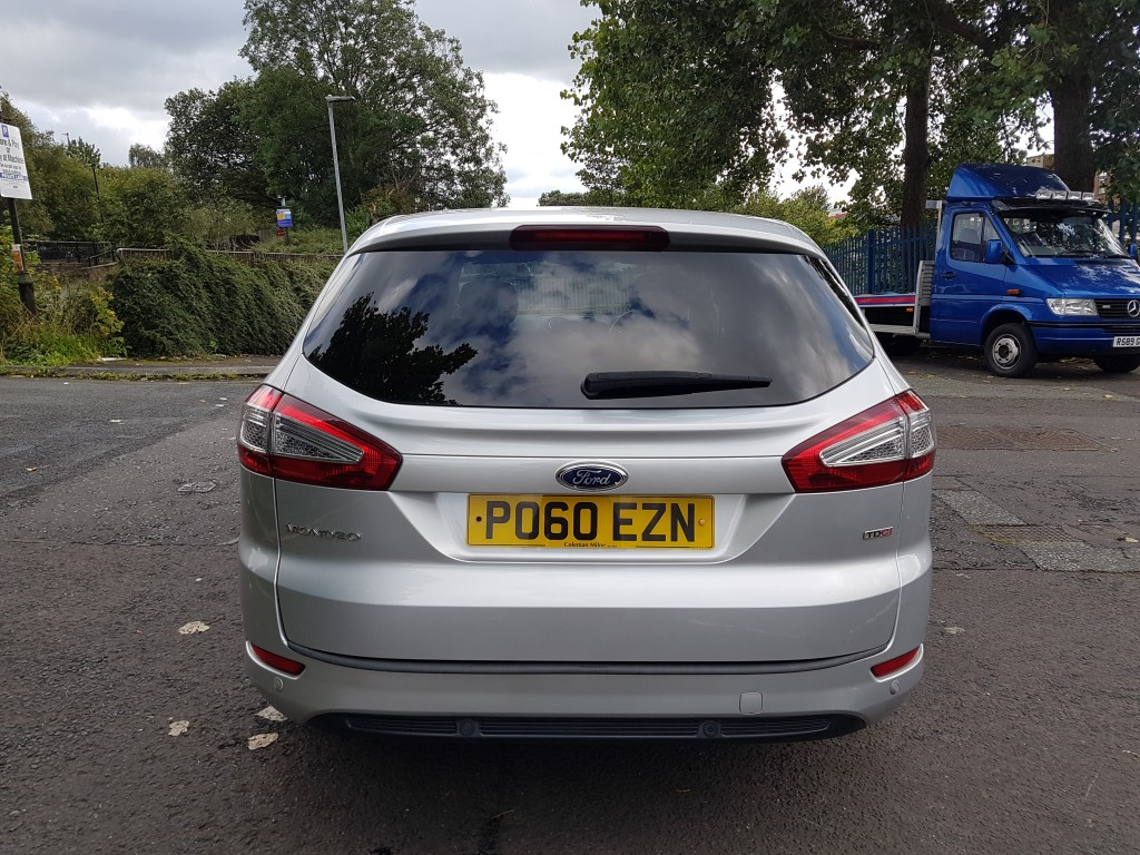 FORD MONDEO 2.0 EDGE TDCI 5DR