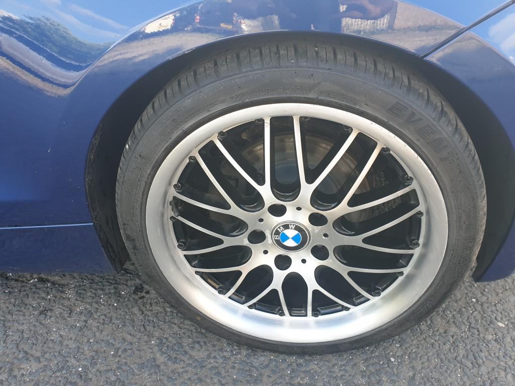 BMW 1 SERIES 2.0 118I M SPORT 2DR