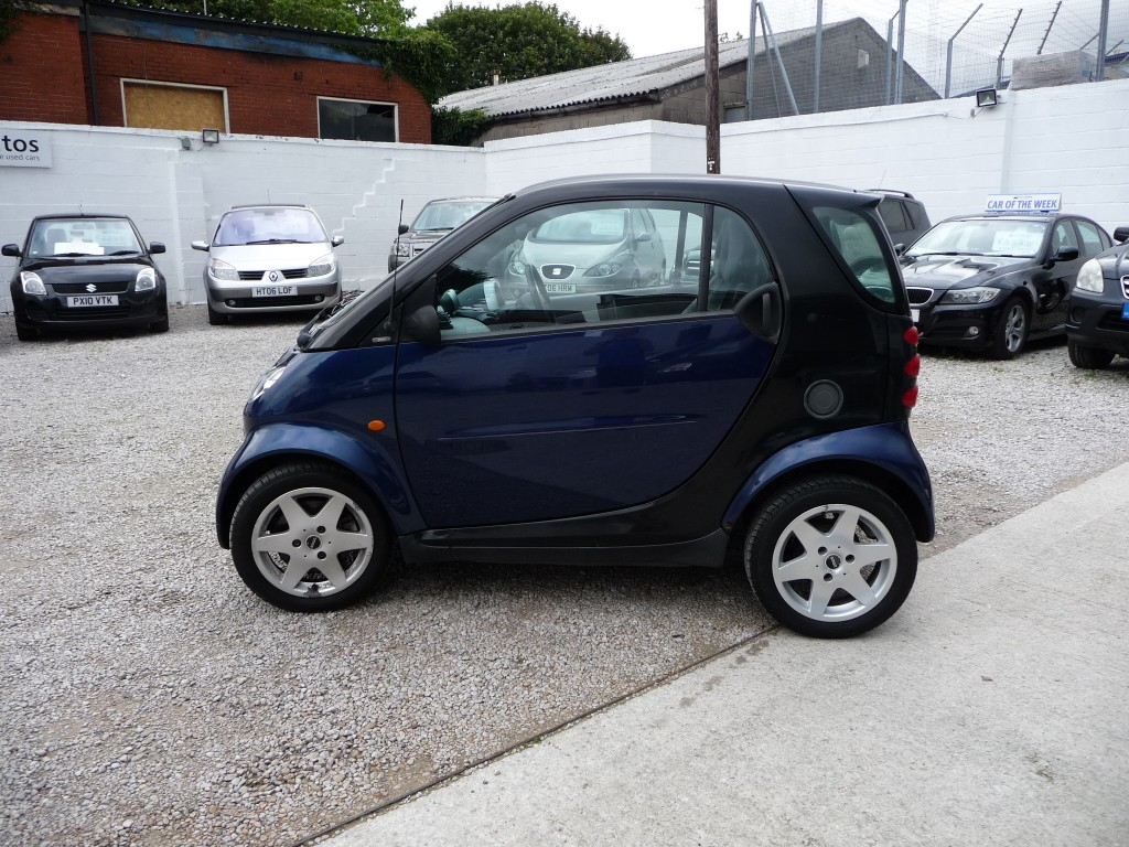 SMART FORTWO 0.7 PURE 3DR AUTOMATIC