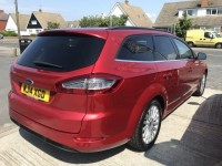 FORD MONDEO 2.0 ZETEC BUSINESS EDITION TDCI 5DR AUTOMATIC