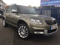 SKODA YETI 2.0 OUTDOOR SE TDI CR 5DR