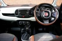 FIAT 500L 1.2 MULTIJET TREKKING DUALOGIC 5DR SEMI AUTOMATIC
