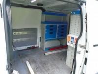 FORD TRANSIT CUSTOM 2.2 290 LR P/V
