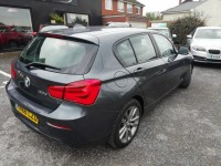 BMW 1 SERIES 2.0 120D SPORT 5DR AUTOMATIC