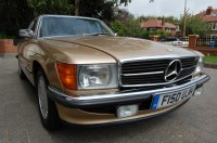 MERCEDES-BENZ SL 3.0 SL300 2DR AUTOMATIC