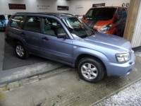 SUBARU FORESTER 2.0 XLN 5DR ESTATE AWD - FULL LEATHER INTERIOR A/C SAT NAV ALLOYS GREAT SPEC ONLY 1 PRE OWNER FROM