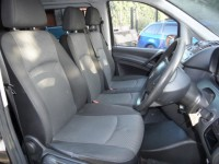 MERCEDES-BENZ VITO 2.1 113 CDI DUALINER LWB 6 SEATS CRUISE ALLOYS MERCEDES SERVICE HISTORY 1 PRE OWNER FROM NEW NO VAT