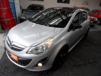 VAUXHALL CORSA 1.4 SRI A/C 5DR SPORT HATCH BLACK ROOF -MIRRORS A/C ALLOYS FSH STUNNING CAR