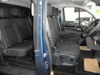 FORD TRANSIT CUSTOM 2.0 320 LIMITED 170PS DCIV L2 H1 6 SEATS DOUBLE-CAB VAN LWB SAT NAV ICE PACK 24 ADAPTIVE CRUISE A/C