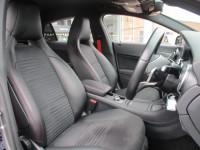 MERCEDES-BENZ CLA 2.1 CLA220 CDI AMG SPORT 5DR SEMI AUTOMATIC