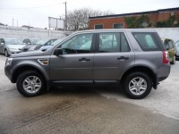 LAND ROVER FREELANDER 2.2 TD4 S 5DR AUTOMATIC
