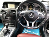 MERCEDES-BENZ E-CLASS 2.1 E220 CDI BLUEEFFICIENCY SPORT ED125 2DR AUTOMATIC