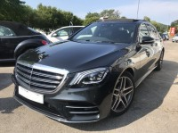 MERCEDES-BENZ S-CLASS 2.9 S 350 D L AMG LINE EXECUTIVE 4DR AUTOMATIC