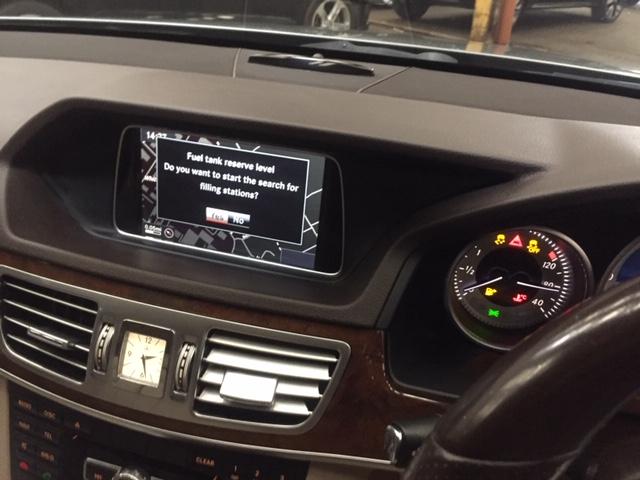 MERCEDES-BENZ E-CLASS 3.0 E350 BLUETEC AMG SPORT BLACK  4DR AUTOMATIC