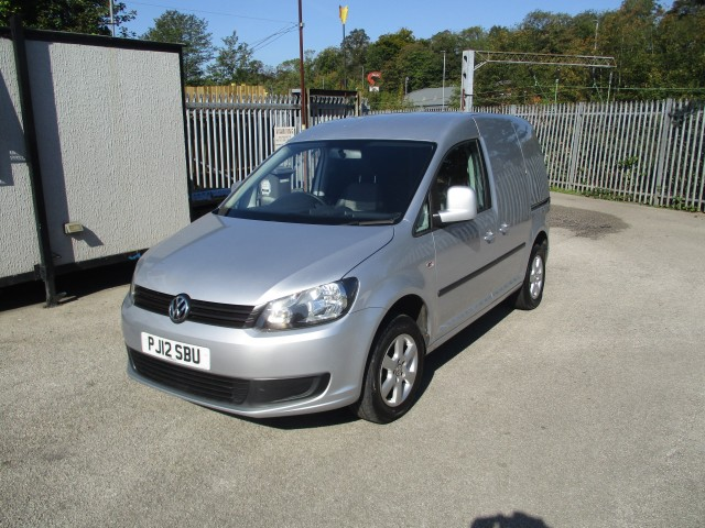 VOLKSWAGEN CADDY 1.6 C20 MATCH TDI 102