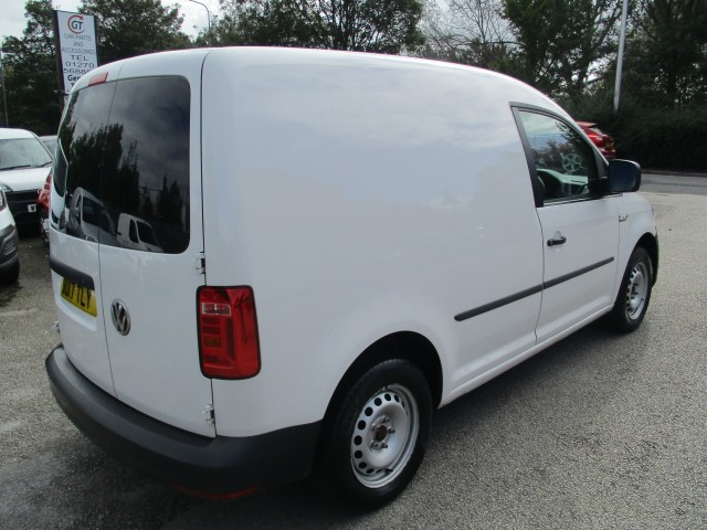 VOLKSWAGEN CADDY 2.0 C20 PLUS TDI STARTLINE