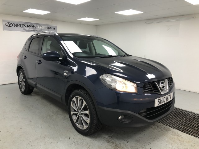 Used NISSAN QASHQAI 1.6 N-TEC 5DR in West Yorkshire