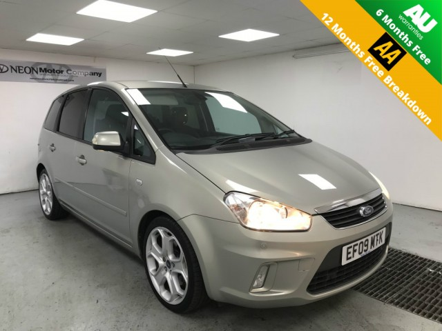 Used FORD C-MAX 1.8 TITANIUM TDCI 5DR in West Yorkshire