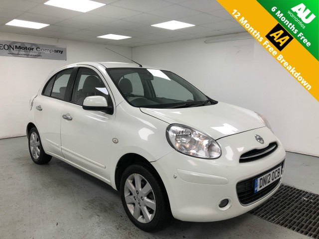 Used NISSAN MICRA 1.2 SHIRO 5DR in West Yorkshire