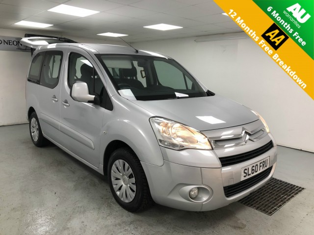 Used CITROEN BERLINGO 1.6 MULTISPACE VTR HDI 5DR in West Yorkshire