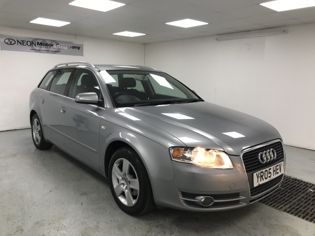 Used AUDI A4 1.9 AVANT TDI SE 5DR in West Yorkshire