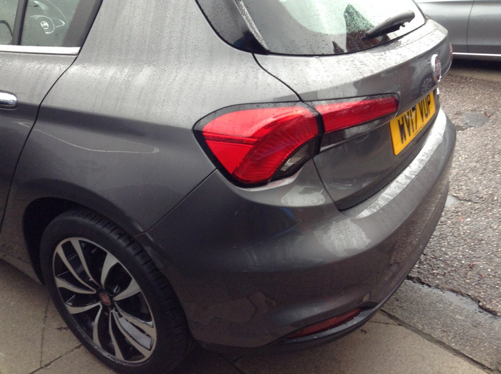 FIAT TIPO 1.6 MULTIJET LOUNGE 5DR