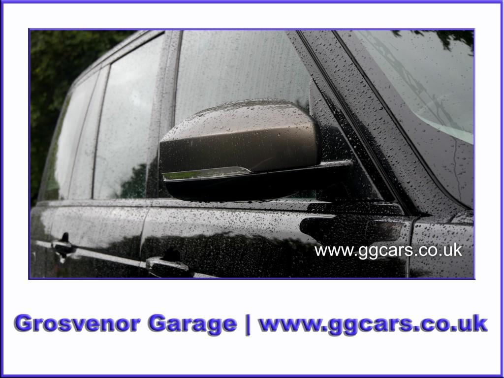 LAND ROVER RANGE ROVER 3.0 TDV6 VOGUE 5DR AUTOMATIC