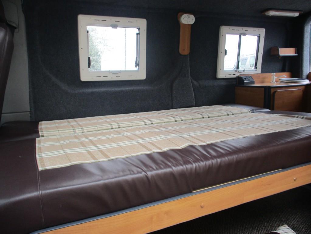 VAUXHALL VIVARO Micro Camper