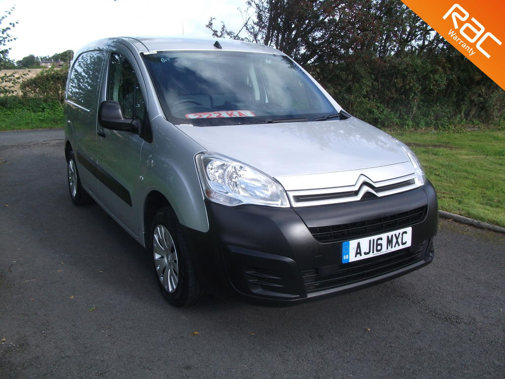 CITROEN BERLINGO DIESEL PANEL VAN 1.6 625 ENTERPRISE L1 HDI