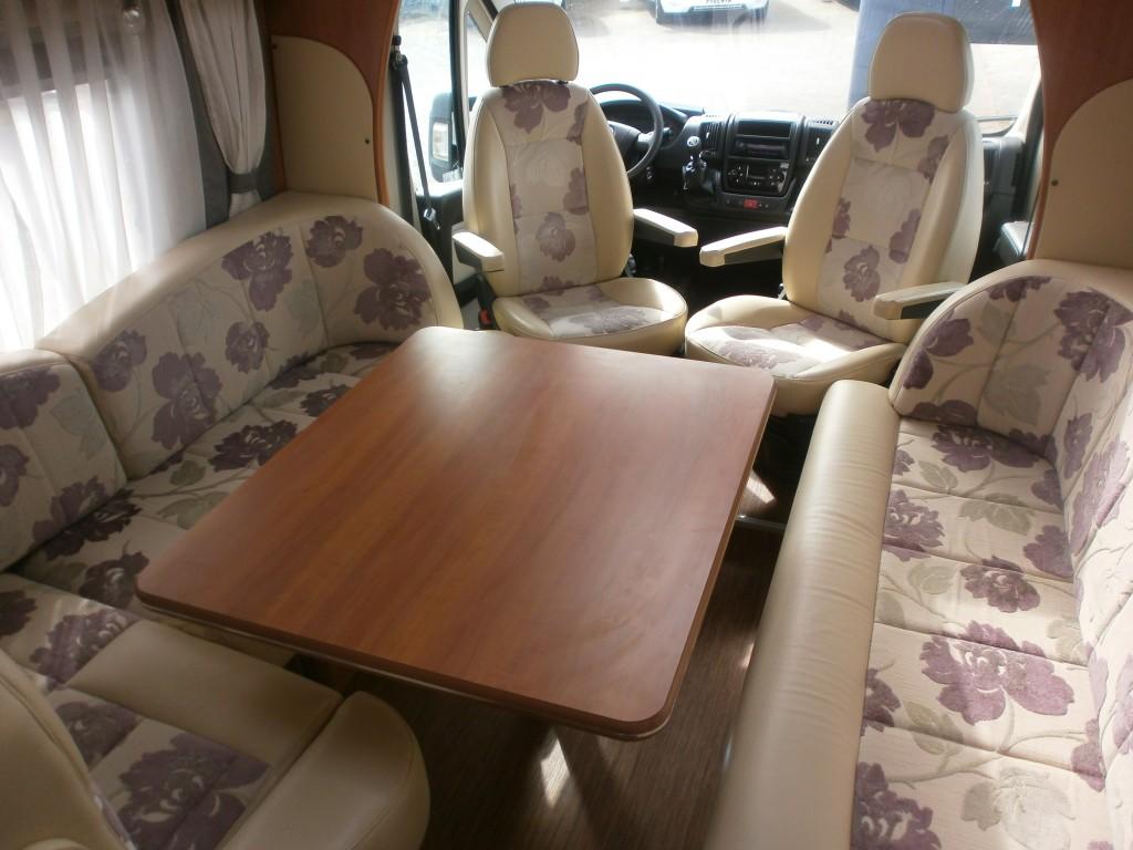 HOBBY CLASSIC Toskana 75 FLC Exclusive (LHD)