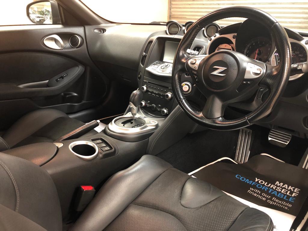 NISSAN 370Z 3.7 V6 GT 3DR SEMI AUTOMATIC