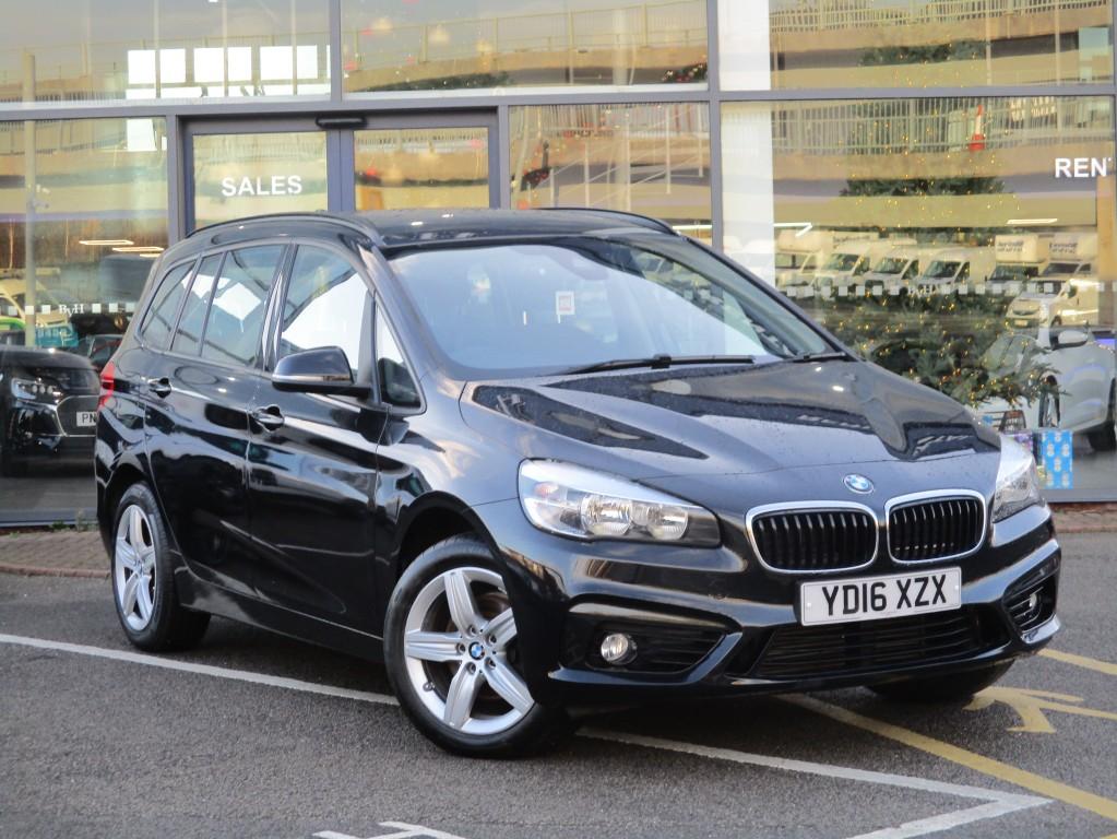 BMW 2 SERIES 1.5 216D SPORT GRAN TOURER 5DR
