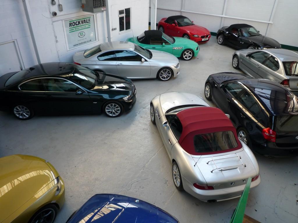 BMW 3 SERIES 2.5 325I SE 2DR