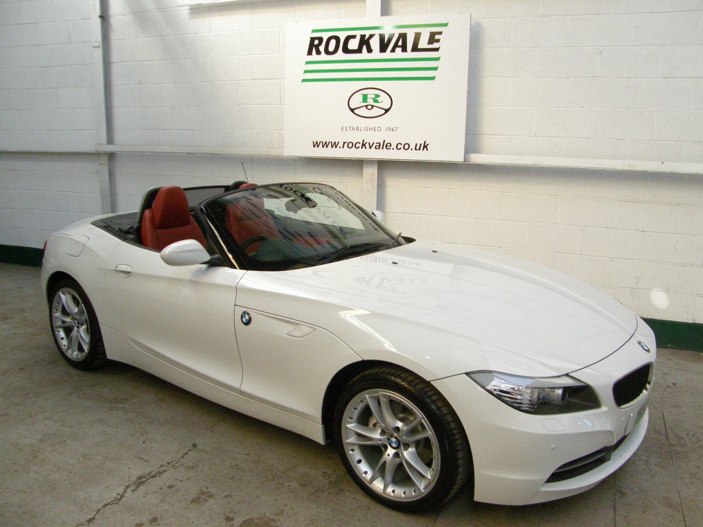 BMW Z SERIES 2.5 Z4 SDRIVE23I ROADSTER 2DR