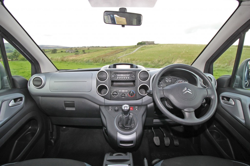 CITROEN Berlingo XTR 110HP AMDRO BOOT JUMP CONVERSION WITH ...
