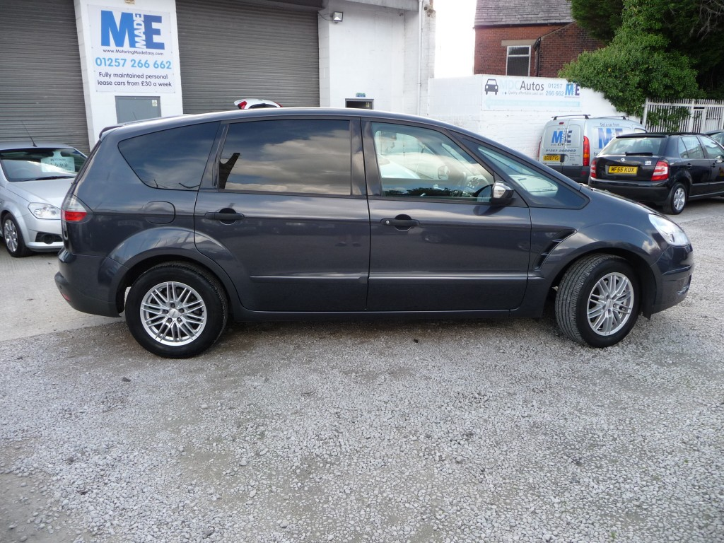 FORD S-MAX 2.0 EDGE 5DR