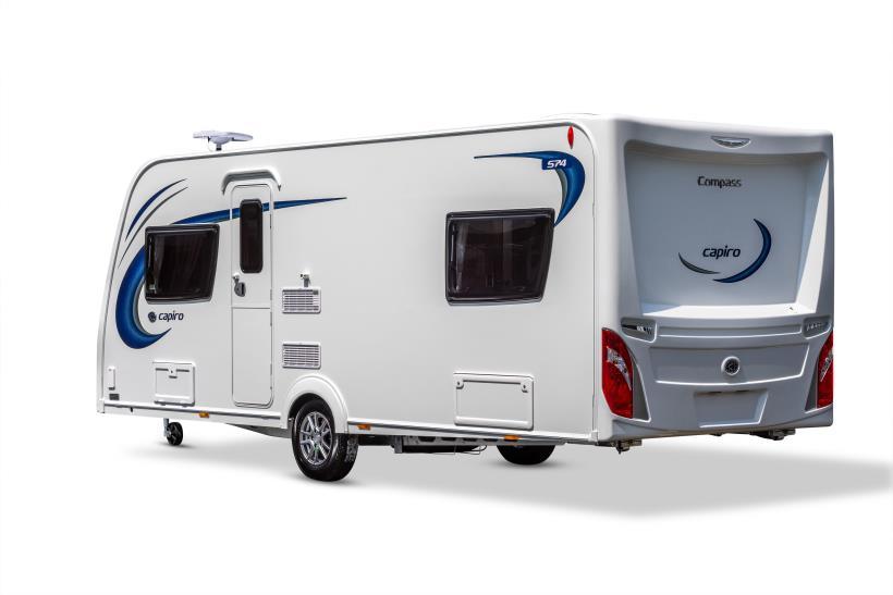 COMPASS CAPIRO 574 **LAST FEW 2020 MODELS REMAINING**