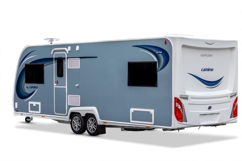 COMPASS CAMINO 674 **LAST FEW 2020 MODELS REMAINING**