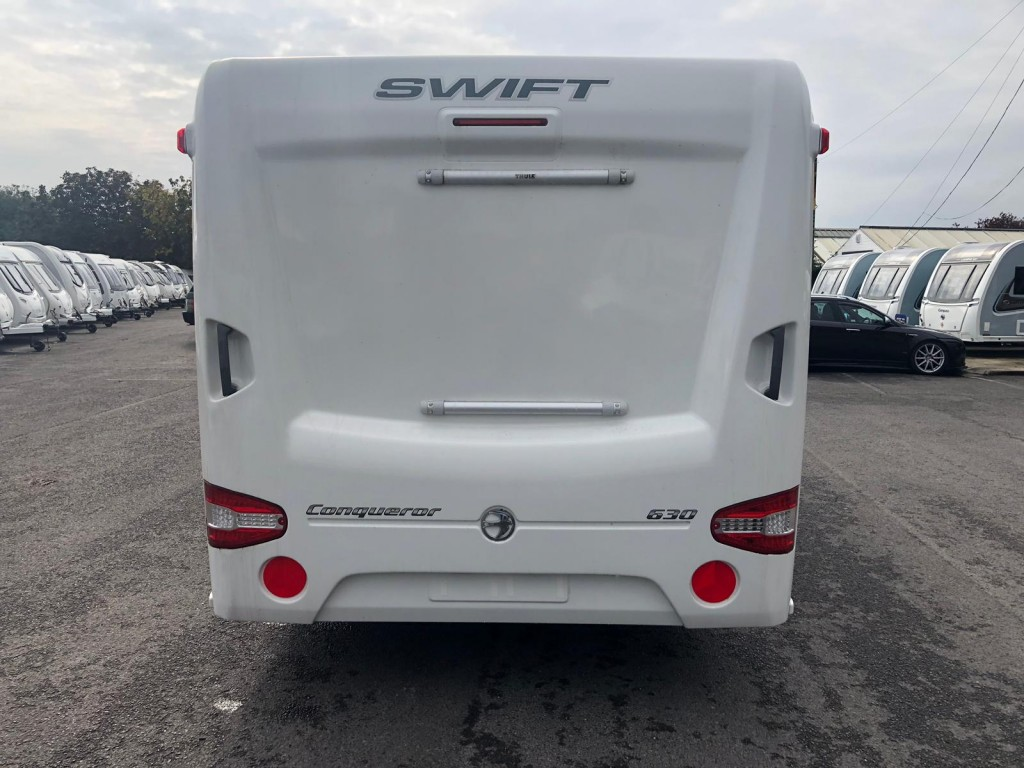 SWIFT Conqueror 630