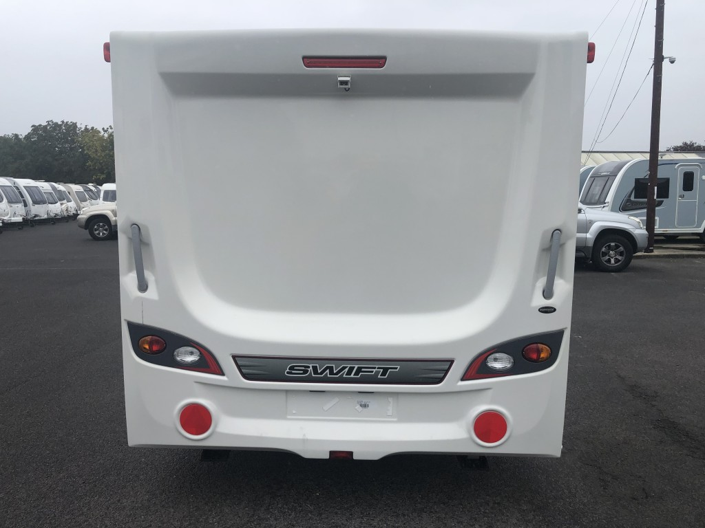 SWIFT CHALLENGER SPORT 554