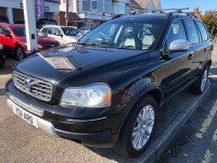 VOLVO XC90 2.4 D5 EXECUTIVE AWD 5DR AUTOMATIC